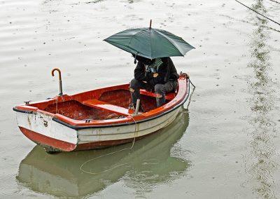 Llueve sobre el Guadalete